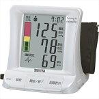 タニタ 上腕式 デジタル血圧計 BP221PR【うで 腕 小型 記録式 不整脈 脈拍 健康 高血圧 低血圧 医療機器 シンプル 大画面 電子血圧計】