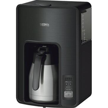 【送料無料】サーモス 真空断熱ポットコーヒーメーカー ECH-1001 BK