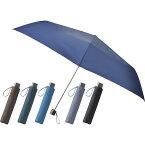 【単品/色指定不可品】パトリア軽量3段折傘紳士用 36650