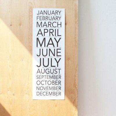 snugによる2015年ポスターカレンダー!snug.studio | SNUG.VERTICAL calendar 2015 | ポスター...