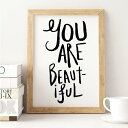 THE LOVE SHOP | YOU ARE BEAUTIFUL |...