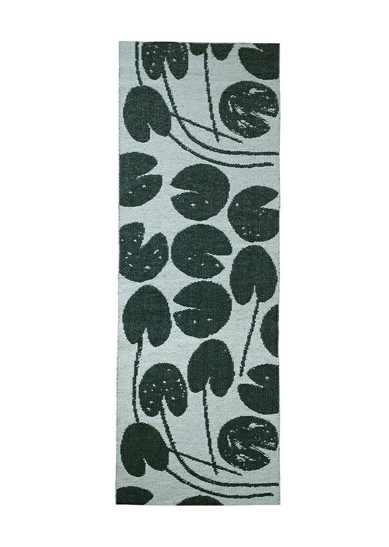 カーペット・マット・畳, カーペット・ラグ FINE LITTLE DAY WATER LILIES PLASTIC RUG - GREEN (70x150cm)