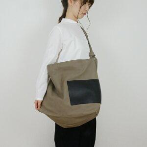 yuruku (ユルク) | Side Poket Shoulder Bag (gray) | バッグ【送料無料 ショルダーバッグ 国産 シンプル おしゃれ】