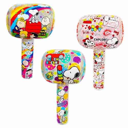 スヌーピージャンボエアハンマーLサイズ 6個セット ビニール おもちゃ 縁日 子供会 景品 イベント画像