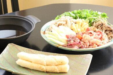 きりたんぽ鍋(