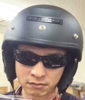 日本未発売!限定価格!CYBERU-1ハーフヘルメットホワイト米国CYBER希少!S・M・L・XL・XXL