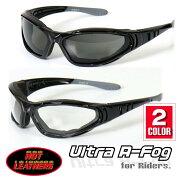 HOTLEATHERS ウルトラアンチフォグ サングラス スモーク Sunglasses ブラック フレーム