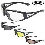 GLOBAL VISION バイク サングラス ゴーグル Integrity 2 Sunglass 米国直輸入! レンズカラー全4色! ブラックフレーム 選べるツヤありなし! グローバルビジョン インテグリティ2 ANSI Z87.1 規格適合 UV400 飛散防止加工 耐擦傷 Motorcycle Safety Sunglasses