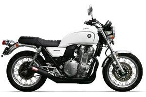 パーツ, マフラー 10-16 CB1100 EX MORIWAKI EXHAUST ONE-PIECE SUS BLACK ( 01810-401G1-10 )