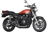96- ゼファー400Χ モリワキ ワンピース ブラック マフラー [MORIWAKI ZEPHYR400Χ '96- FULL EX. ONE PIECE BLACK CAT.] Kawasaki/カワサキ