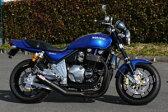 ゼファー1100 モリワキ ワンピース ブラック マフラー [MORIWAKI ZEPHYR1100 ONE-PIECE BLACK] Kawasaki/カワサキ