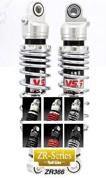 【PMC.Inc】 YSS ツインショック Rod Line ZRシリーズ 366ボディ CB400SS/CL400 (98-07)  左右セット