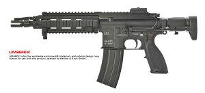 H&K社公認ライセンス取得!CQB戦特化のHK416C!VFC/Umarex H&K HK416C GBB ガスガン