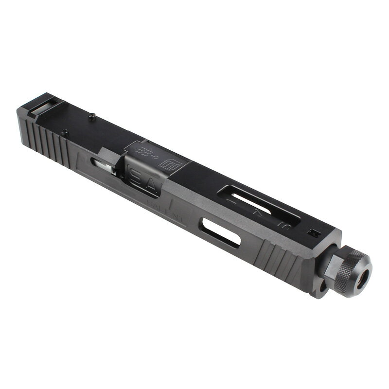 装備・備品, その他 Guns Modify Glock17 SAI Tier One RMR (Black 14mm)