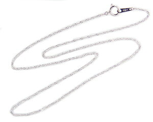 PTネックレスが格安!しなやか純プラチナネックレス・普段使いにも最適なサイズです純プラチナ...