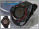 ★≪即日発送≫トリプルセンサー★CASIO 腕時計 カシオ腕時計 gショック 腕時計 (ジーショック 腕時計 ) SGW-1000B-4/SGW-1000B-4A