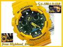 ≪即日発送≫・★CASIO 腕時計 カシオ 腕時計 カシオgショック 腕時計 G-SHOCK 腕時計(ジーショック 腕時計)≪耐磁時計≫GA-100A-9 GA-100A-9A