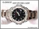 Gスチール★≪即日発送≫マルチバンド6★CASIO 腕時計 カシオ腕時計 gショック 腕時計 G-SHOCK 腕時計 (ジーショック 腕時計 ) GST-W110D-1/GST-W110D-1AJF ソーラー電波
