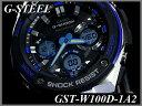 ★≪即日発送≫マルチバンド6★CASIO 腕時計 カシオ腕時計 gショック 腕時計 G-SHOCK 腕時計 (ジーショック 腕時計) GST-W100D-1A2/GST-W100D-1A2JF ソーラー電波