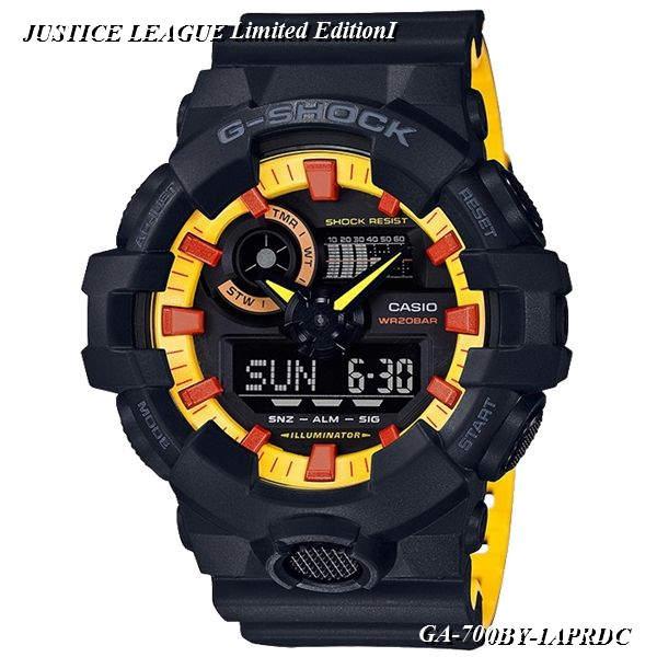 腕時計, メンズ腕時計 G-SHOCK CASIO G GA-700BY-1A GA-700BY-1APRDC Justice League x