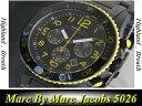 稀少★marc by marc jacobs 時計 マークバイマークジェイコブス 時計 クロノグラフ 腕時計/MBM5...