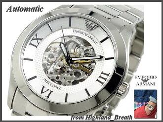 ★ Emporio Armani «EMPORIO ARMANI» Meccanico メカニコ AR4647 automatic winding