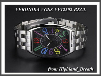 Veronica boss VERONIKA VOSS watch VV12502-BKCL