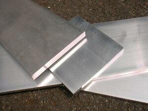 アルミ板 フラットバー 厚6mm 幅30mm×長300mm A6063