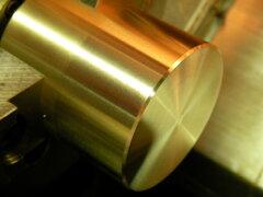 快削真鍮丸棒  C3604 φ2mm L300mm