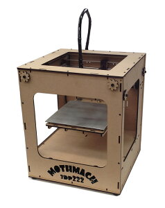予約販売『3Dプリンタ』前払い振込み販売価格99,800円3Dプリンター 『MOTHMACH 3DP222』