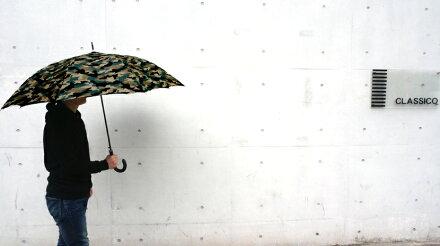 全品送料無料クラシコメンズ耐風骨カモフラージュステッチレザーグラスファイバー骨軽量490g耐風骨かさカサ大判サイズ8本骨雨傘ブランドメンズファッション高級紳士傘カモフラサバゲー装備サバイバルグッズ迷彩B◎