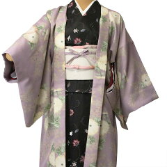 羽織レンタル(女性用・レディース)「フリーサイズ/Fサイズ」着物レンタルオプションの画像