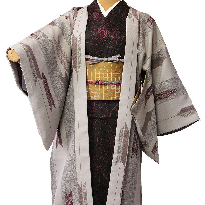 【レンタル】羽織レンタル(女性用・レディース)「フリーサイズ/Fサイズ」着物レンタルオプション (c702)