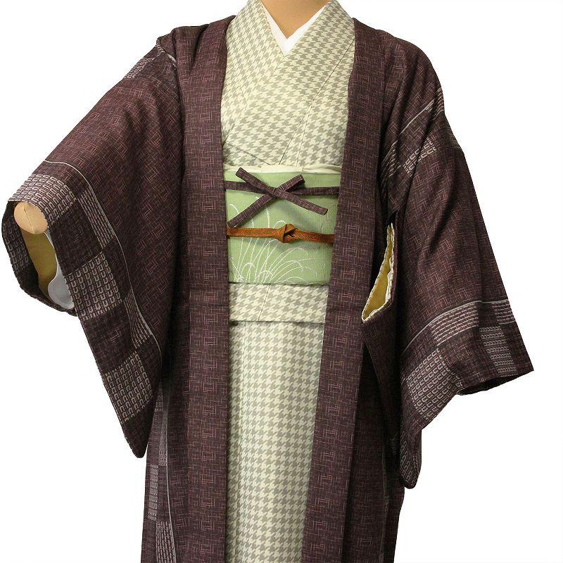 【レンタル】羽織レンタル(女性用・レディース)「フリーサイズ/Fサイズ」着物レンタルオプション (c704)