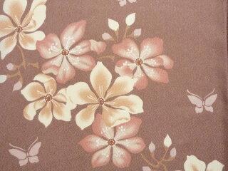 宅配レンタル単衣着物セット「Mサイズ」(初夏・初秋用/女性用レディース単衣)の画像3