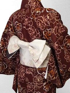 宅配レンタル単衣着物セット「Mサイズ」(初夏・初秋用/女性用レディース単衣)の画像2