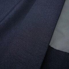 【着物/レンタル】「Lサイズ」濃紺(春秋冬用/男物メンズ袷紬アンサンブル)男性和装/和服/レンタルの画像5