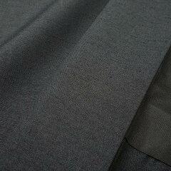 【着物レンタル】「3Lサイズ」黒グレー(春秋冬用/男物メンズ袷紬)トールサイズの画像5