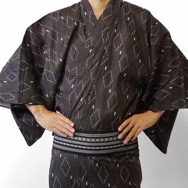 【レンタル】浴衣/レンタル ゆかたレンタル「Mサイズ」(夏用/男性用 メンズ)レンタル〔浴衣レンタル〕〔レンタルゆかた〕〔ゆかた〕〔浴衣〕〔ユカタ〕〔yukata〕男/メンズ/セット (9003)