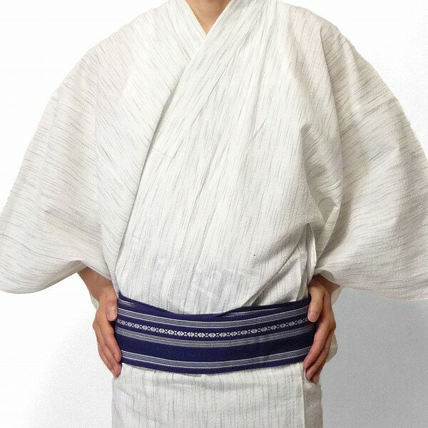 【レンタル】〔浴衣 レンタル〕ゆかたレンタル(男物浴衣セット)「Lサイズ」(夏用/男性用メンズ) (9034)