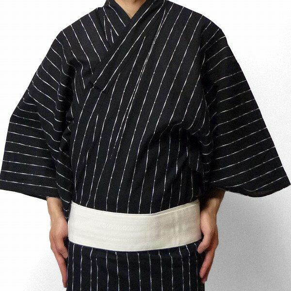 【レンタル】〔浴衣 レンタル〕ゆかたレンタル(男物浴衣セット)「XLサイズ」(夏用/男性用メンズ) (9041)