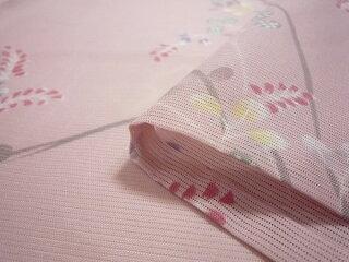 宅配レンタル着物セット(夏物・薄物・駒絽)「Mサイズ」の画像4