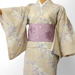 宅配レンタル着物セット(夏物・薄物・紗)「Sサイズ」の画像