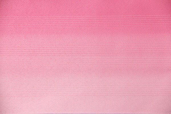 【レンタル】半幅帯 レンタル (夏物・浴衣用)ピンク・横縞ボカシ 〔お好きな帯を選べる変更オプション〕(春秋冬用/女性用)【返却送料無料】