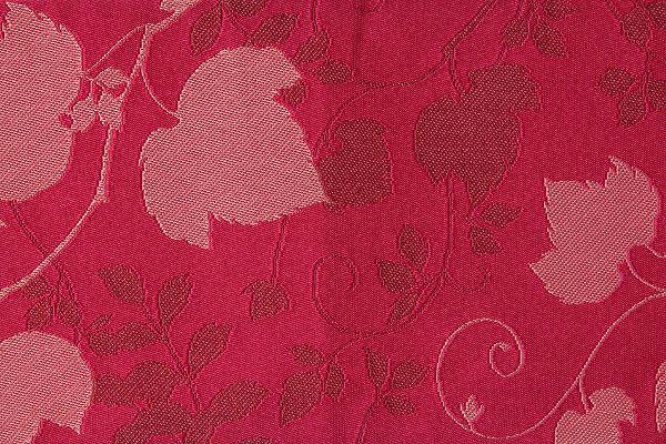 【レンタル】半幅帯(春秋冬用/女性用)赤・ツタレンタル〔お好きな帯を選べる変更オプション〕【返却送料無料】