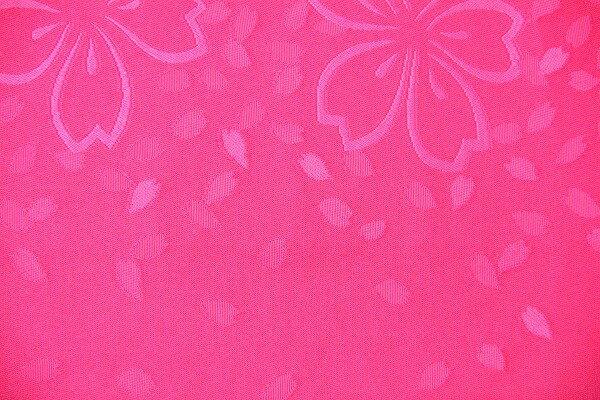 【レンタル】半幅帯 レンタル (夏物・浴衣用)ピンク・サクラ〔お好きな帯を選べる変更オプション〕(春秋冬用/女性用)【返却送料無料】