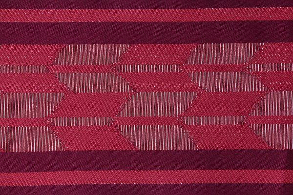【レンタル】半幅帯(夏物・浴衣用)赤・矢絣レンタル〔お好きな帯を選べる変更オプション〕(夏用/女性用)【返却送料無料】