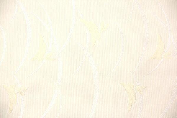 【レンタル】半幅帯 レンタル (夏物・浴衣用・単衣用)白・芝文〔お好きな帯を選べる変更オプション〕(春秋冬用/女性用)【返却送料無料】