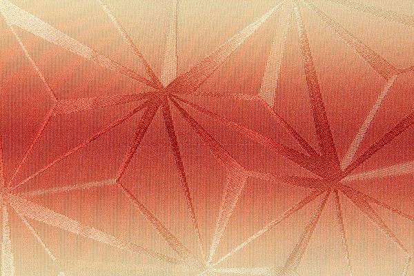 【レンタル】半幅帯 レンタル 〔お好きな帯を選べる変更オプション〕オレンジ・麻葉(春秋冬用/女性用)【返却送料無料】