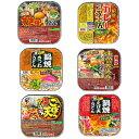 #4-2500 6種類の味をお楽しみください五木食品 鍋焼きうどんシリーズ6種類×3(18食)セット